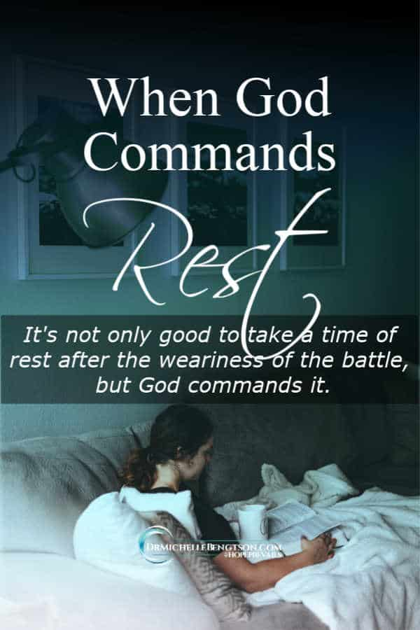 God commands rest. But, resting and being still are two of the hardest things for me to do. So, what does that look like? #rest #bestill #God