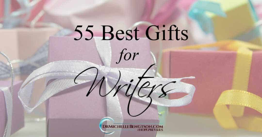 55 Best Gifts for Writers