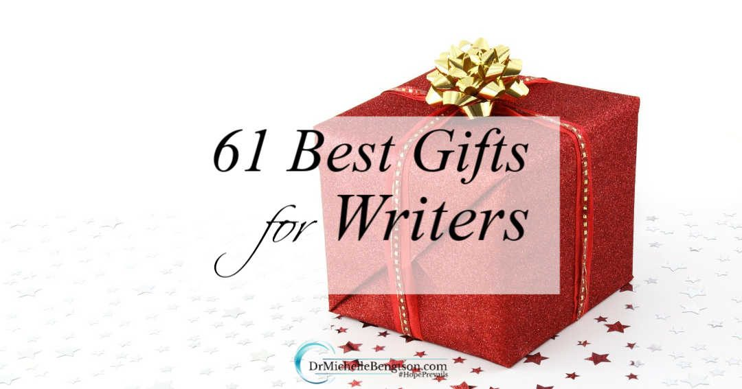 61 Best Gifts for Writers