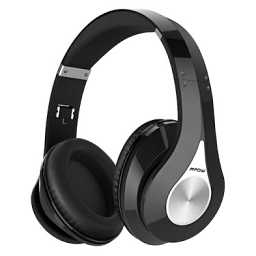 Bluetooth noise cancelling headphones with mic are the perfect solution for the writer needing to block out noise.