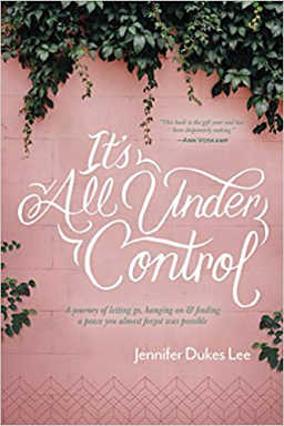 It's All Under Control - best book for learning stress free living.