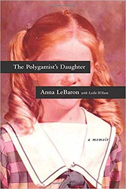 The Polygamist's Daughter - best new memoir.