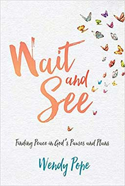 Wait and See - est book for peace in the waiting season.