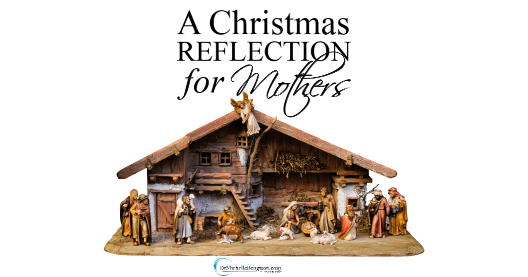 A Christmas reflection for mothers on parenting today in comparison to the time of Jesus.