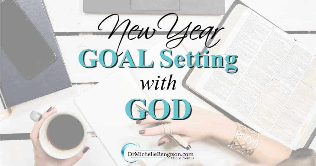 New Year Goal Setting with God