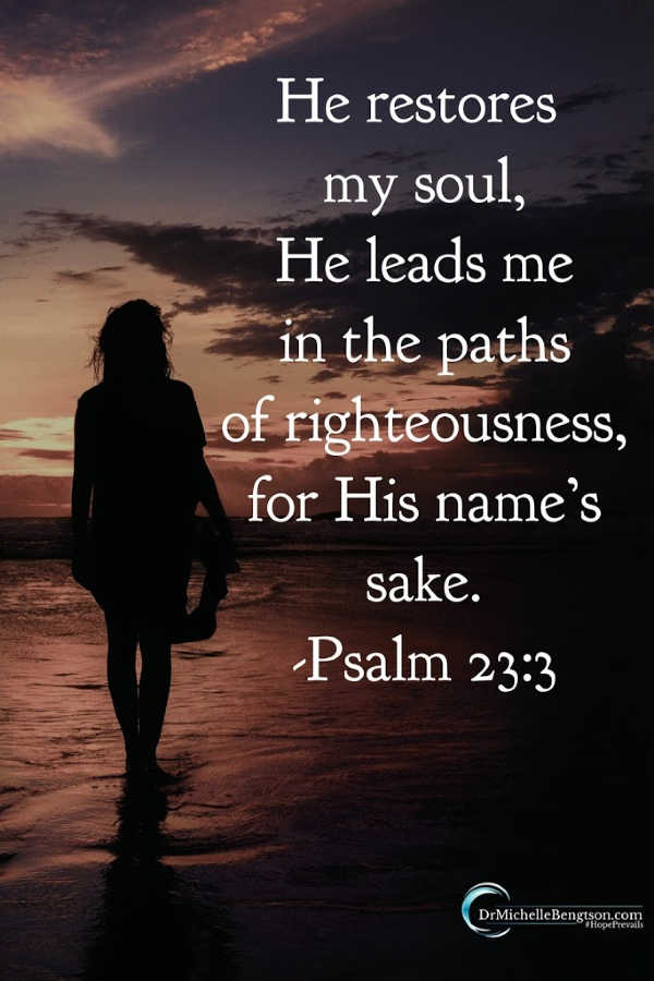 Your circumstance, your heartache, your emotions do not take God by surprise. He'll show you what to do, and He'll bring you comfort. Psalm 23 Read more for a Biblical perspective for facing tough challenges. #Bible #faith #encouragement