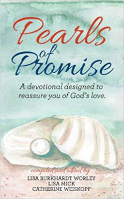 "Pearls of Promise is a devotion compiled of 120 ""pearls of promise"" from God written by 46 authors."