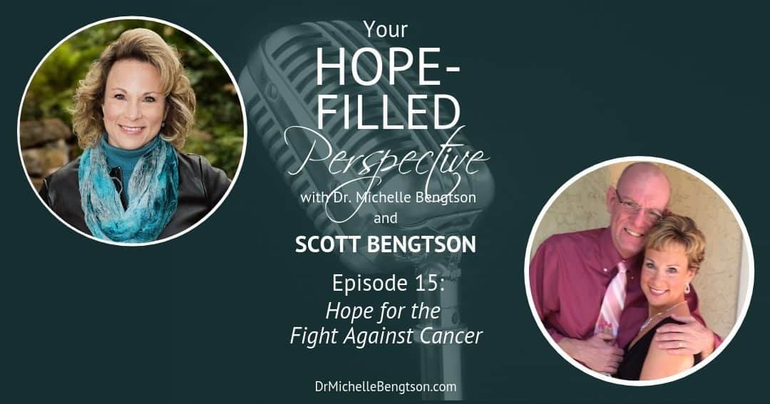 Hope for the Fight Against Cancer – Episode 15