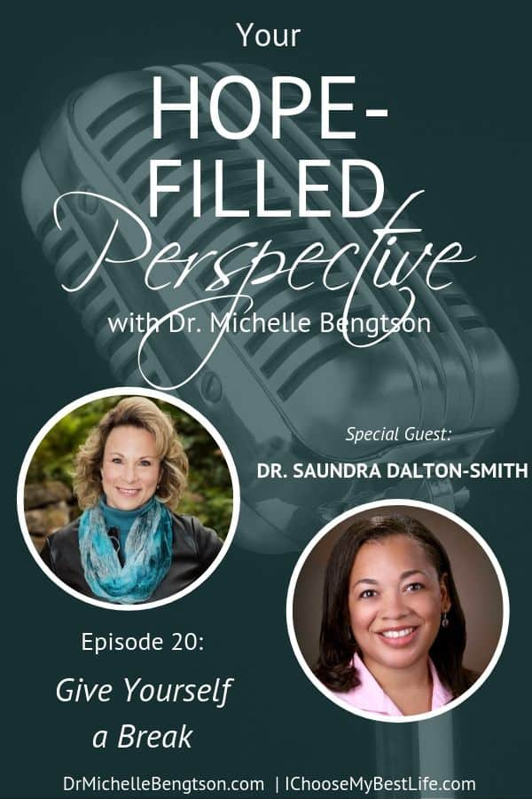 In this episode, Dr. Saundra Dalton-Smith, and I talk not just about the importance of rest, but also the different types of rest (and some of them might surprise you). If you've ever felt worn out or weary, join us for this episode. #faith #podcast