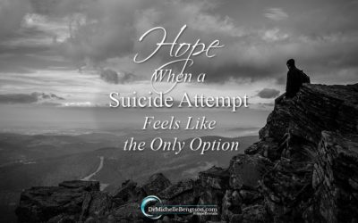 Hope When a Suicide Attempt Feels Like the Only Option