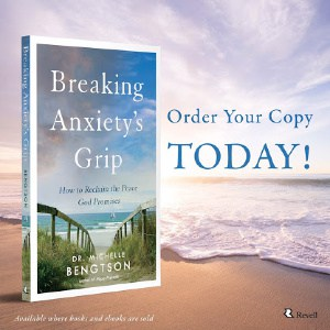 Breaking Anxiety's Grip is available at most major book retailers. Order your copy today!