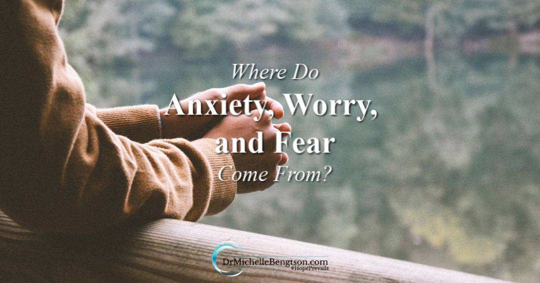 A neuropsychologist explains where anxiety, worry and fear come from.