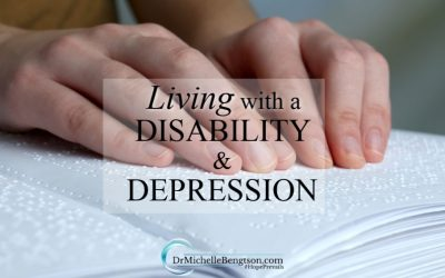 Living with a Disability and Depression
