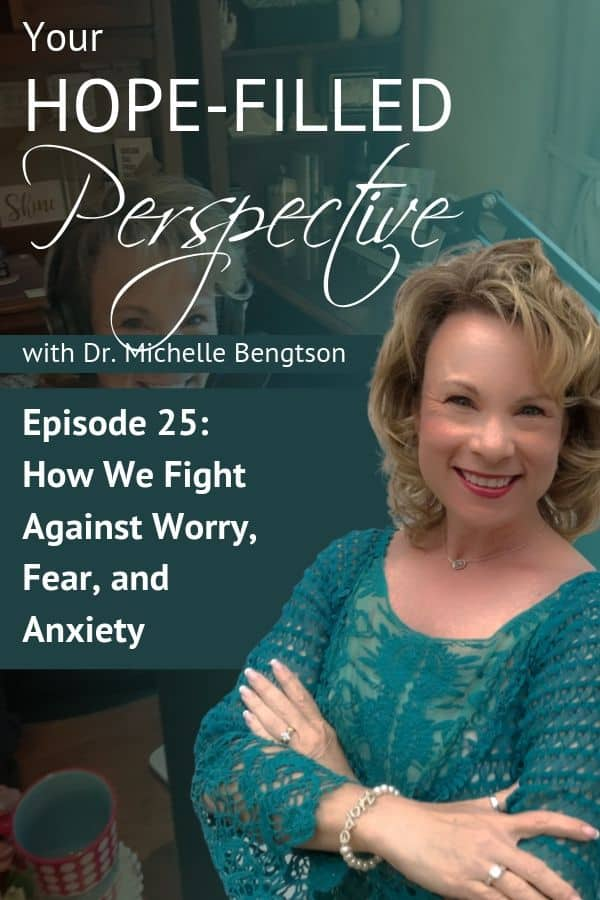 Overcoming worry, fear, and anxiety is a battle we can win but we have to know how we fight against worry, fear, and anxiety. In this episode, we talk about tools to use as we fight back. #anxiety #mentalhealth #BreakingAnxietysGripBook