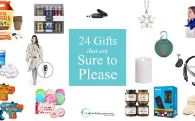 24 Gifts that are Sure to Please