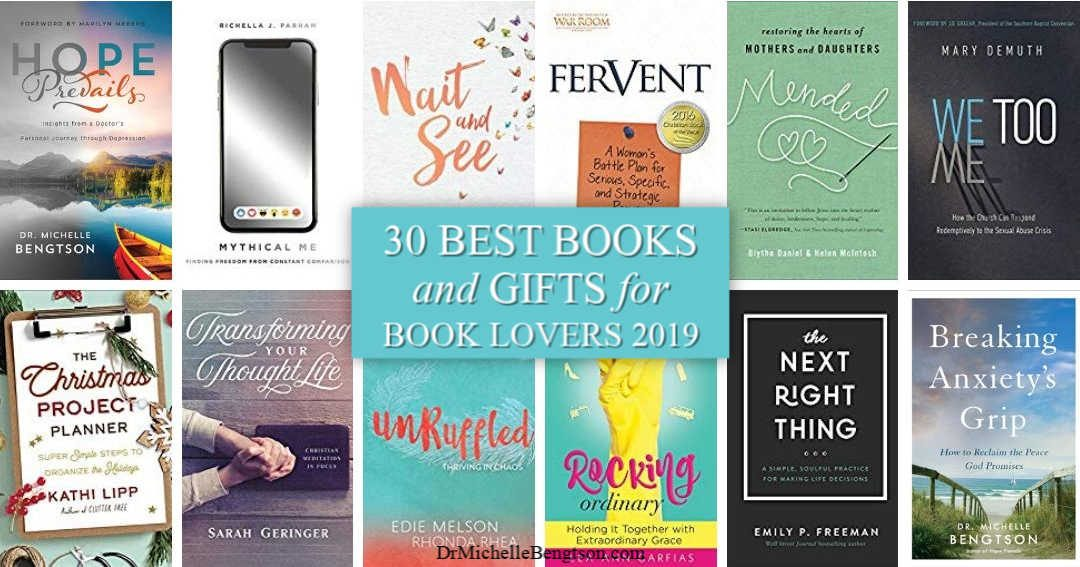 30 Best Books and Gifts for Book Lovers 2019