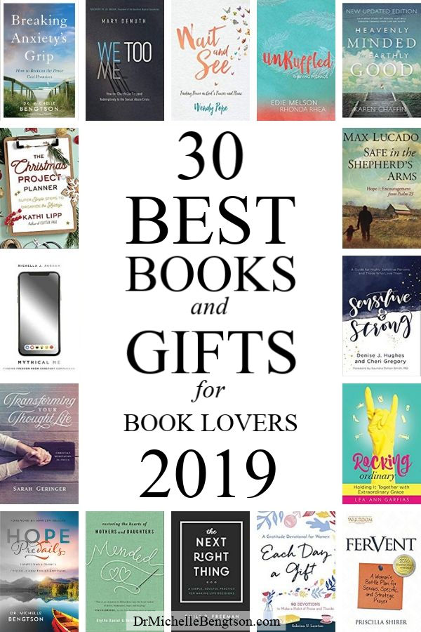 30 Must Read Best Books and Book Related Gifts to add to your Christmas wish list or give your book lover this holiday season. Great Christmas gifts.