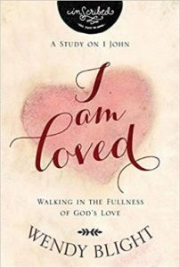 I am Loved is an in-depth study of the book of 1 John that helps you understand walk in and live out God's unconditional love.