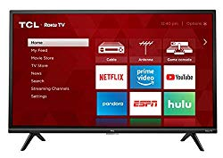 "TCL 32"" 1080 Smart LED Roku TV"