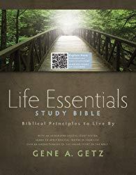 Life Essentials Study Bible - Best Multi-Media Study Bible