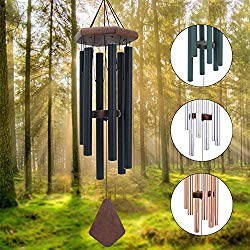 Melodic deep tone wind chimes