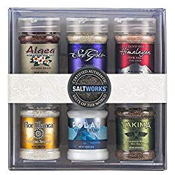 Salts from the world collection