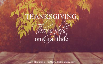 Thanksgiving: Thoughts on Gratitude