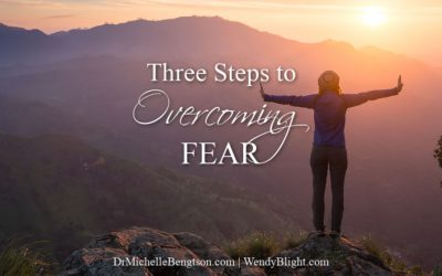 Three Steps to Overcoming Fear