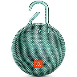Waterproof wireless speaker teal