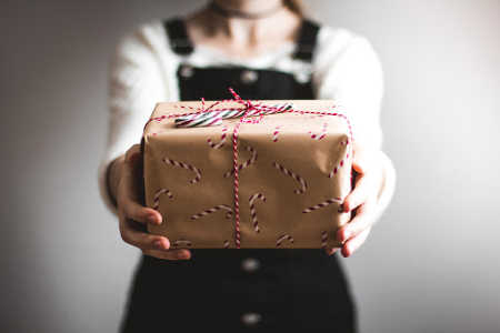 Limiting Christmas gift giving helps us focus on people and memories we love.