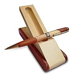 Luxury Wooden Ballpoint Pen Gift Set