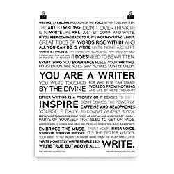 The Writing Manifesto Print