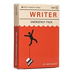 The Writer's Emergency Pack