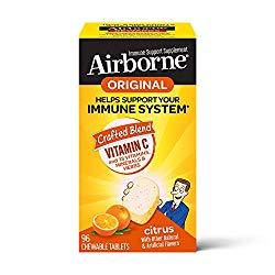 Airborne Chewable Vitamin C