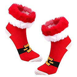 Christmas Costume Socks