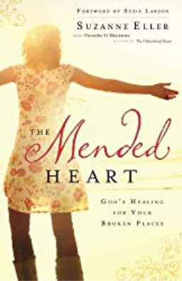 The Mended Heart will encourage you to trust God, to give grace and receive grace and move ahead stronger than before.