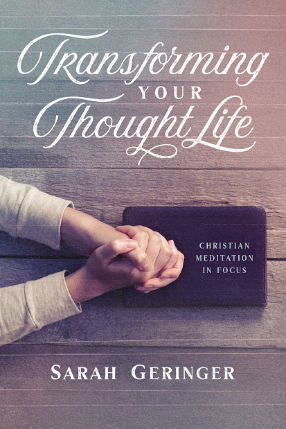 In Transforming Your Thought Life, learn how to train your mind to stay grounded in God's word using guided meditations and personal examples.