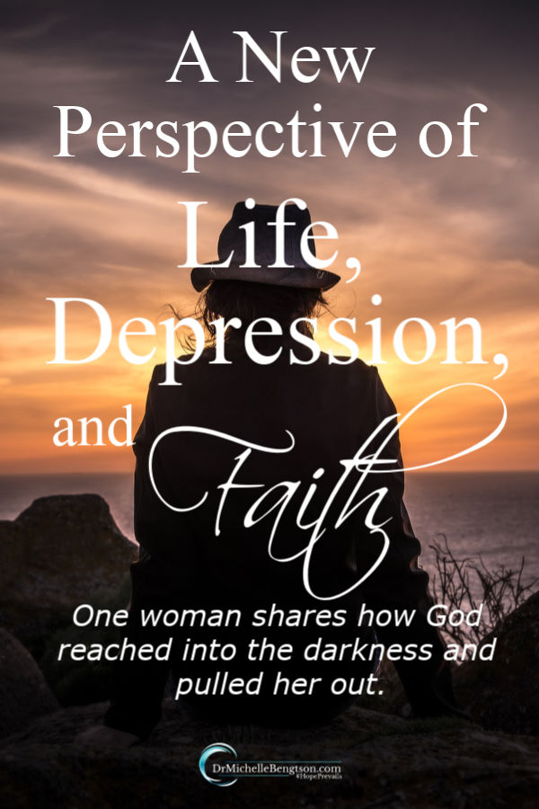 Patty Mason was a happy wife and mother with a successful career yet she was still depressed. When she was at her breaking point, she cried out to God. She shares about the journey that changed everything—her perspective on life, depression, and of God. #depression #mentalhealth #overcomingdepression #faith