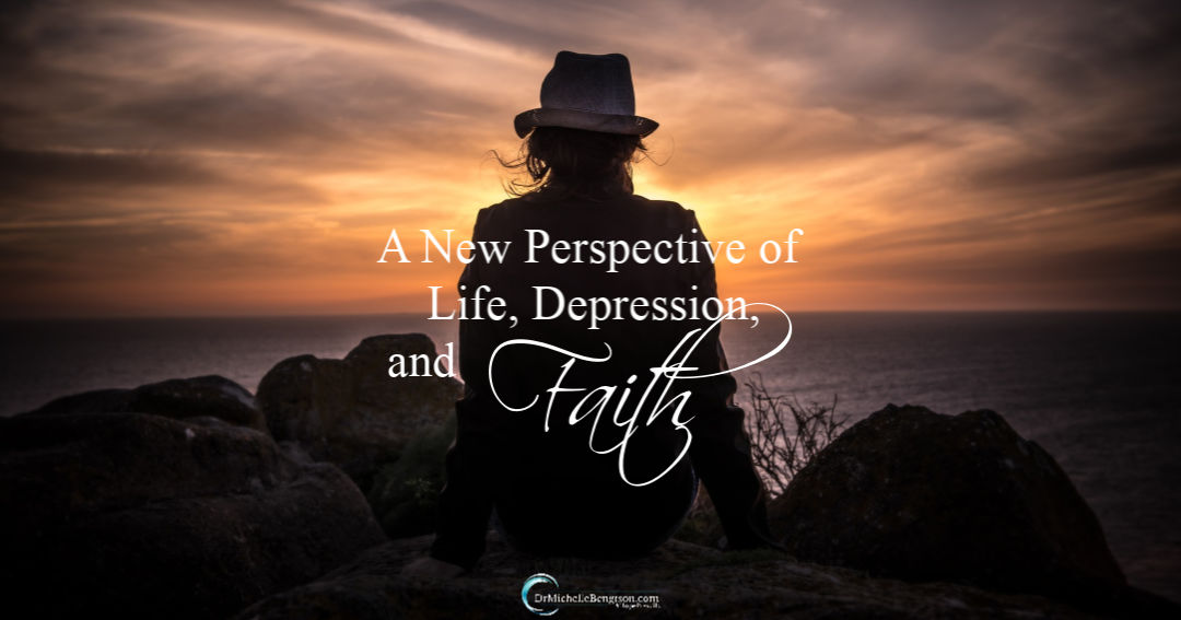 Patty Mason shares a new perspective on life, depression and faith after God reached into the darkness and pulled her out.