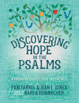 With Discovering Hope in the Psalms: a Creative Bible Study Experience you'll explore God's word on a deeper level.