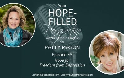 Hope for Freedom from Depression – Episode 45