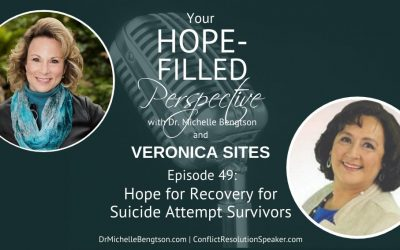 Hope for Recovery for Suicide Attempt Survivors – Episode 49
