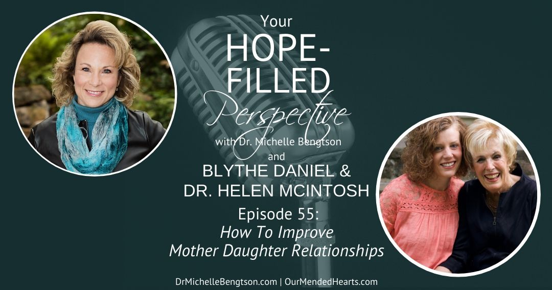 How to improve mother daughter relationships podcast