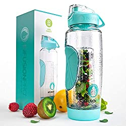 Infusion Fruit Insulated Water Bottle