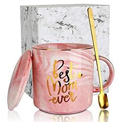 Best mom ever coffee mug set