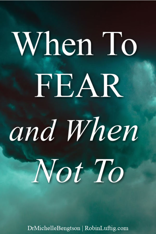Have you ever wondered what God says about fear in the Bible? Or, if there are healthy fears? God has plenty to say about fear. Robin Luftig shares her experience of being unexpectedly diagnosed with a brain tumor and told that she may only have ten days to live. #fear #worry #anxiety #donotfear