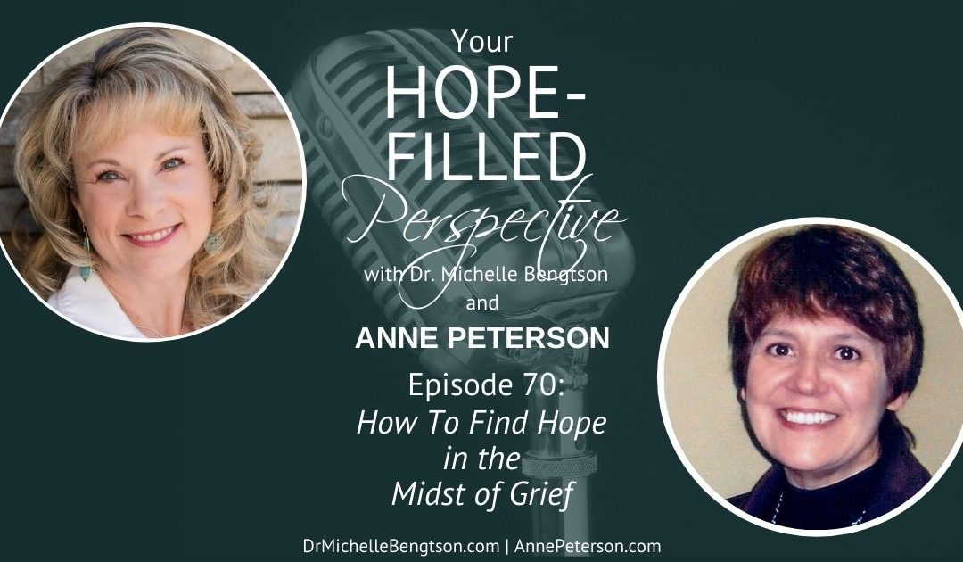 How to find hope in the midst of grief