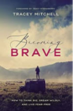 Becoming Brave by Tracey Mitchell