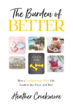 Burden of Better by Heather Creekmore