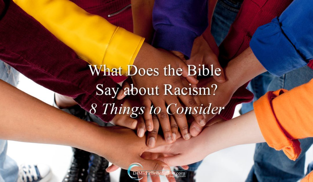 What does the Bible say about racism